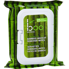 HGR1559889 - Boo BambooMakeup Remover Wipes - 25 Count