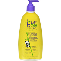 HGR1559939 - Boo BambooBaby Wash and Shampoo - Squeaky Clean - 18.6 fl oz