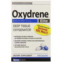HGR1561729 - Novex Biotech CompanyOxydrene Elite - 120 Capsules