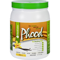 HGR1563170 - PlantfusionPlantFusion Phood Shake - Powder - Vanilla - 15.9 oz