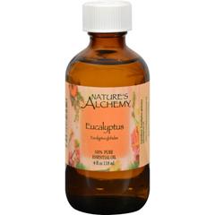 HGR1564962 - Nature's AlchemyEssential Oil - 100 Percent Pure - Eucalyptus - 4 fl oz