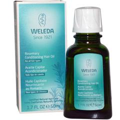 HGR1567148 - WeledaHair Oil - Conditioning - Rosemary - 1.7 fl oz