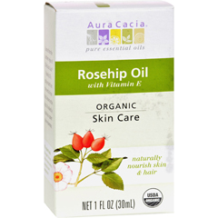 HGR1571900 - Aura CaciaSkin Care Oil - Organic - Rosehip Oil - 1 fl oz