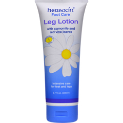 HGR1575257 - Herbacin KamilleLeg Lotion - with Camomile - Foot Care - 6.7 fl oz