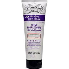 HGR1575844 - J.R. WatkinsBody Cream - Anti Aging - 8 oz