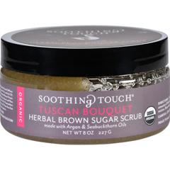 HGR1576230 - Soothing TouchScrub - Organic - Sugar - Tuscan Bouquet - 8 oz