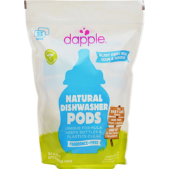 HGR1577071 - DappleDishwasher Pods - Automatic - Fragrance Free - 25 Count