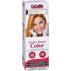 HGR1577899 - Love Your ColorHair Color - CoSaMo - Non Permanent - Lt Gold Blonde - 1 ct