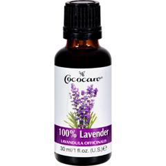 HGR1581610 - CococareLavender Oil - 100 Percent Natural - 1 fl oz