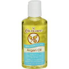HGR1581636 - CococareArgan Oil - 100 Percent Natural - 2 fl oz