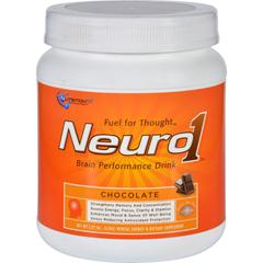 HGR1582873 - Nutrition53Nuero1 Mental Performance - Chocolate - 1.37 lb