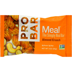 HGR1583137 - ProbarMeal Bar - Organic - Almond Crunch - 3 oz - 1 Case
