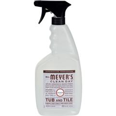 HGR1583434 - Mrs. Meyer's - Tub and Tile Cleaner - Lavender - 33 fl oz - Case of 6