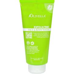 HGR1584424 - OlivellaFace and Body Wash - Exfoliating - 10.14 fl oz