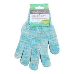 HGR1589613 - Eco Tool - Recycled Bath & Shower Gloves - Case of 6 - 1 PAIR