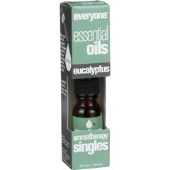 HGR1595966 - EO ProductsEveryone Aromatherapy Singles - Essential Oil - Eucalyptus - .5 oz