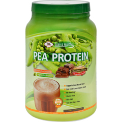 HGR1598234 - Olympian LabsPea Protein - Lean and Healthy - Rich Chocolate - 27.6 oz