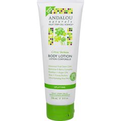 HGR1599695 - Andalou NaturalsBody Lotion - Citrus Verbena Uplifting - 8 fl oz