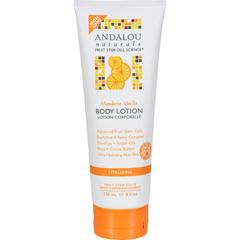 HGR1599711 - Andalou NaturalsBody Lotion - Mandarin Vanilla Vitalizing - 8 fl oz