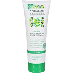 HGR1599737 - Andalou NaturalsBody Lotion - Aloe Mint Cooling - 8 fl oz