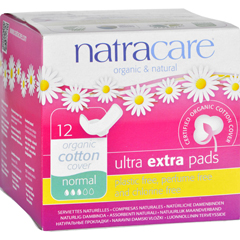 HGR1600071 - NatracarePads - Ultra Extra - Normal - Wing - 8 Count