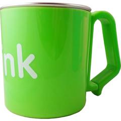 HGR1601913 - ThinkbabyCup - Kids - BPA Free - Green - 8 oz