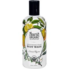 HGR1604479 - NourishBody Wash - Organic - Lemon Thyme - 10 fl oz
