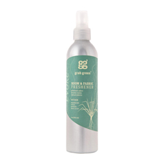 HGR1605567 - Grab Green - Room and Fabric Freshener - Vetiver - Case of 6 - 7 Fl oz..