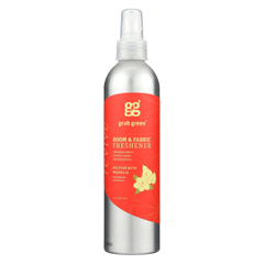 HGR1605641 - Grab Green - Room and Fabric Freshener - Red Pear - Case of 6 - 7 Fl oz..