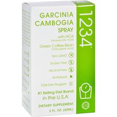 HGR1607167 - Creative BioscienceGarcinia Cambogia Spray 1234 - 2 fl oz
