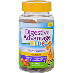 HGR1611466 - Schiff VitaminsDigestive Advantage Probiotics - Kids - Gummies - 60 Count