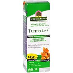 HGR1620236 - Nature's AnswerNatures Answer Turmeric-3 - Liquid - 1 oz