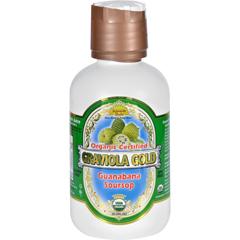 HGR1626506 - Dynamic HealthJuice - Graviola Gold - Organic Certified - 16 oz