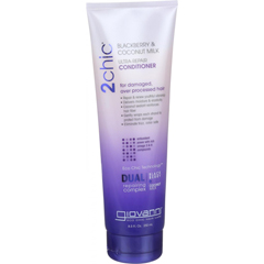 HGR1626712 - Giovanni Hair Care ProductsConditioner - 2chic - Ultra Repair - Blackberry and Coconut Milk - 8.5 oz