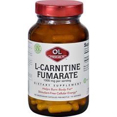 HGR1627850 - Olympian LabsL-Carnitine - 1000 mg - 100 Vegetarian Capsules