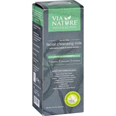 HGR1628445 - Via NatureFacial Cleansing Milk - Gentle Daily - 6 oz