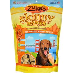 HGR1629146 - Zuke'sZukes Skinny Bakes - Pumpkin and Sweet Potato - 10-Calore - 12 oz