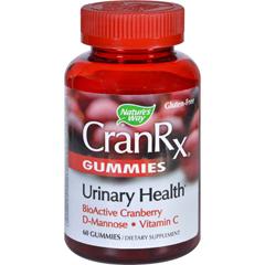 HGR1629898 - Nature's WayNatures Way Cran Rx - Urinary Health - 60 Gummies
