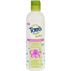 HGR1632975 - Tom's Of MaineShampoo and Body Wash - Baby - Light Scent - 10 oz