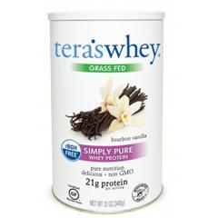 HGR1633056 - Tera's WheyProtein - rBGH Free - Bourbon Vanilla - 24 oz
