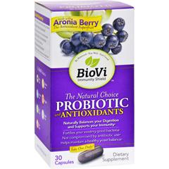 HGR1636463 - BioviBioVi Probiotic - Antioxidant Blend - 30 Capsules