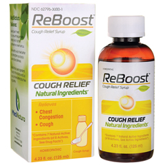 HGR1640655 - ReboostCough Relief Syrup - 4.23 oz