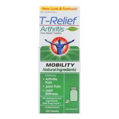 HGR1640978 - T-ReliefZeel - Arthritic Pain - Osteoarthritis - Joint Stiffness - 100 Tablets