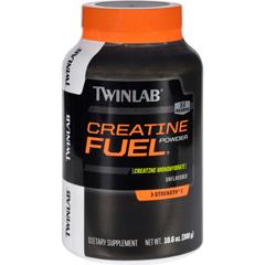 HGR1641133 - TwinlabCreatine Fuel - Powder - Unflavored - 10.6 oz