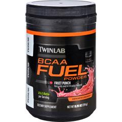 HGR1641216 - TwinlabBCAA Fuel - Fruit Punch - Powder - 8.25 oz