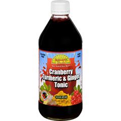 HGR1644970 - Dynamic HealthTonic - Cranberry Turmeric and Ginger - 16 oz