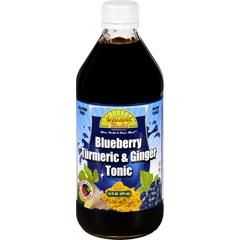 HGR1644988 - Dynamic HealthTonic - Blueberry Turmeric and Ginger - 16 oz