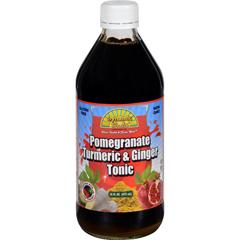 HGR1645217 - Dynamic HealthTonic - Pomegranate Turmeric and Ginger - 16 oz
