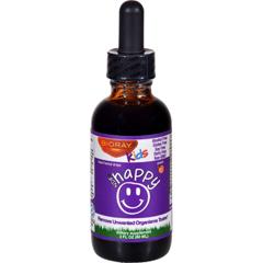 HGR1682020 - BiorayKids NDF - Happy - Drops - Peach - 2 oz