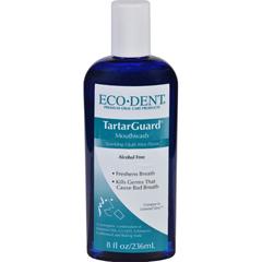 HGR1685122 - Eco-DentMouthwash - Premium Oral Care - TartarGuard - 8 oz
